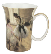 Load image into Gallery viewer, Impressionists set of 4 Mugs - McIntosh Shop - 4