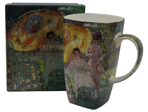 Frieseke The Garden Parasol Grande Mug