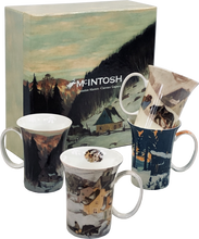 Load image into Gallery viewer, Gagnon set of 4 Mugs