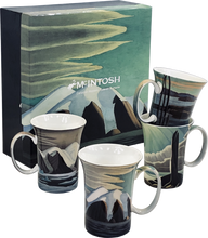 Load image into Gallery viewer, Harris set of 4 Mugs