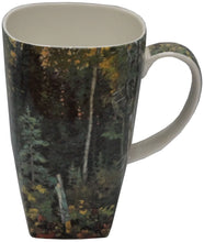 Load image into Gallery viewer, Johnston Sunset in the Bush Grande Mug - McIntosh Shop