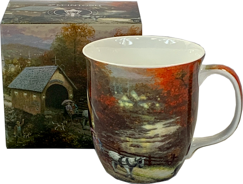 Kinkade Country Memories Java Mug