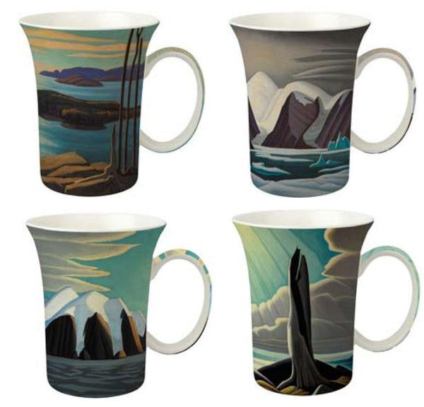 Harris set of 4 Mugs - McIntosh Shop - 1