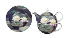 Load image into Gallery viewer, Monet Water Lilies Tea for One - McIntosh Shop - 1