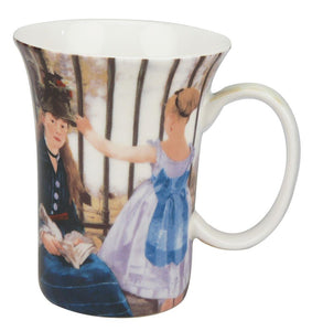 Impressionists set of 4 Mugs - McIntosh Shop - 3