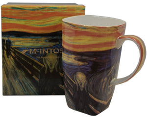 Munch The Scream Grande Mug
