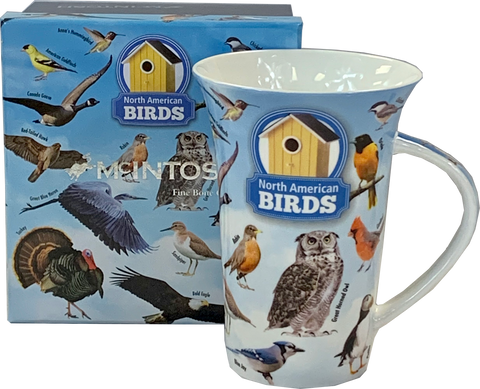 North American Birds i-Mug