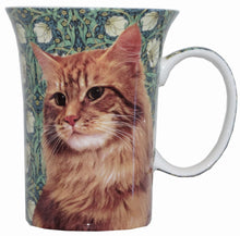 Load image into Gallery viewer, Orange Tabby Crest Mug - McIntosh Shop - 1