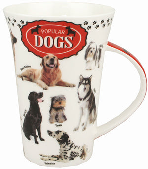 Popular Dogs i-Mug - McIntosh Shop - 1