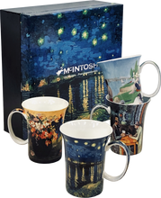 Load image into Gallery viewer, Post-Impressionists set of 4 Mugs