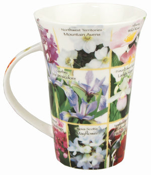 Provincial Flowers i-Mug - McIntosh Shop - 2