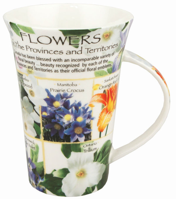 Provincial Flowers i-Mug - McIntosh Shop - 1