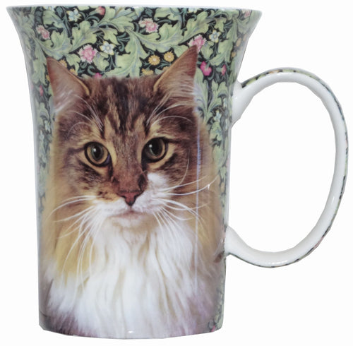 Regal Cat Crest Mug - McIntosh Shop - 1