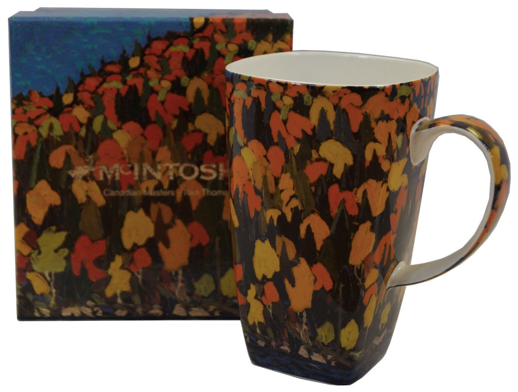 Thomson Autumn Foliage Grande Mug