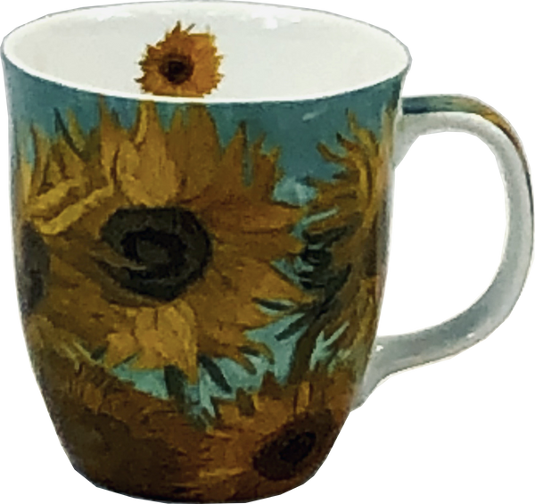Van Gogh Sunflowers Java Mug