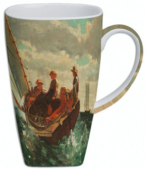 Homer Breezing Up Grande Mug - McIntosh Shop