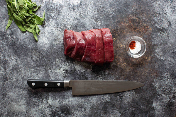 South Texas Antelope Boneless Loin