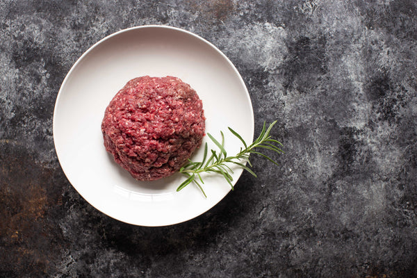 Wild Venison Ground Meat