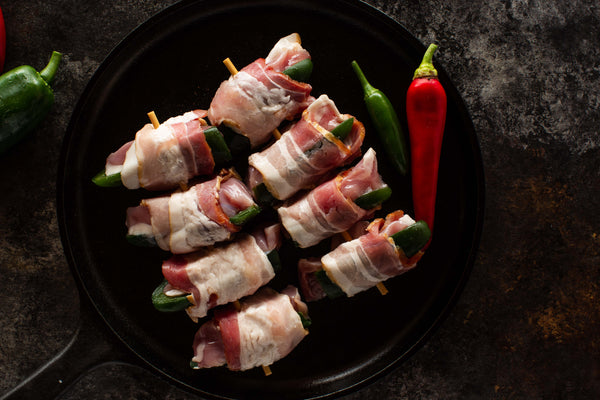 Quail Poppers