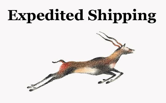 Expedited Shipping & Handling