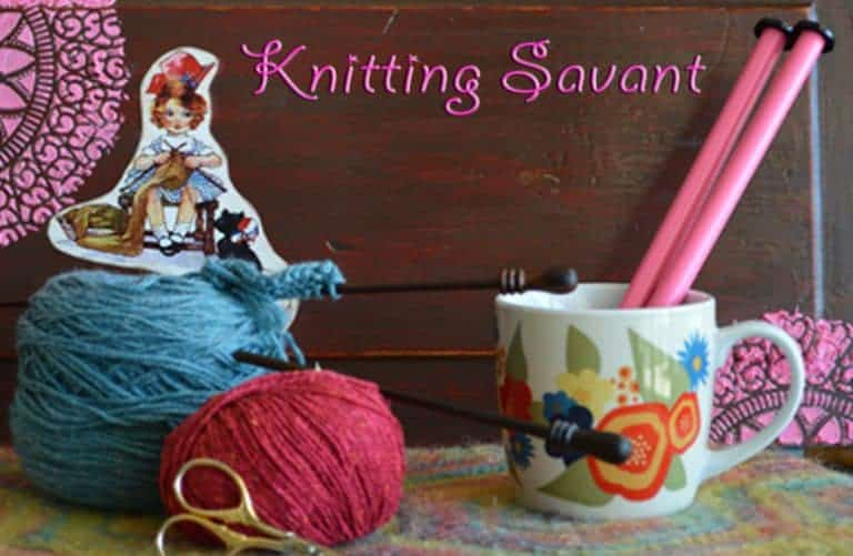 Knitting Savant Blog