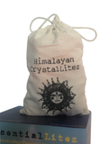 Himalayan CrystalLitez Natural Salt Crystal Rocks,2 LBS bag of chunks ,1 to 2 inches mix - himalayancrystallitez.com