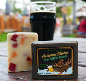 ALASKA IPA BEER SOAP