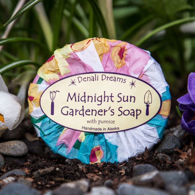 ALASKA MIDNIGHT SUNS GARDEN SOAP