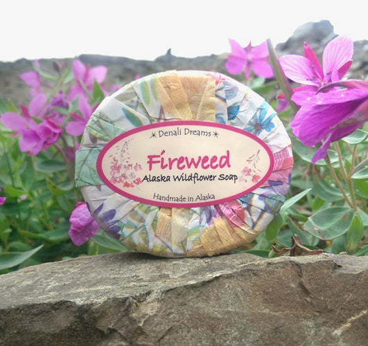 ALASKA FIREWEED SOAP