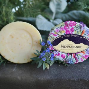 ALASKA FORGET-ME-NOT SOAP