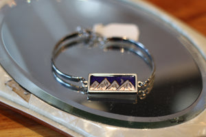 SNOWCAPPED MOUNTAIN BRACLET