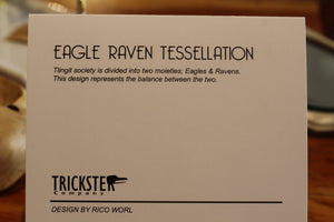 EAGLE RIVER TESSELATION CARD