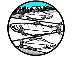 THREE FISH (A DAY IN AK)