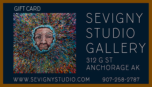 Sevigny Studio Downtown Gift Card!