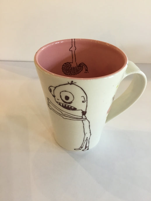MONSTER MUG POTTERY