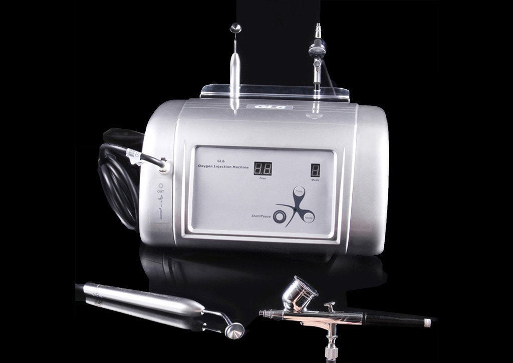 2 In 1 Oxygen Injection Oxygen Spray Skin Rejuvenation Machine