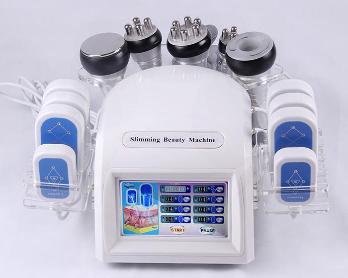 Multifunctional Lipo Laser Cavitation RF Fat Reduction Slimming Machine