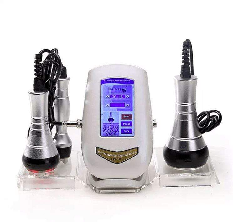 40K RF Radio Frequency Cavitation Ultrasonic Weight Loss Machine FIRST CLASS CREW