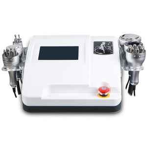 7 In 1 Cavitation Multipolar RF Radio Frequency Fat Removal Body Shaping Machine