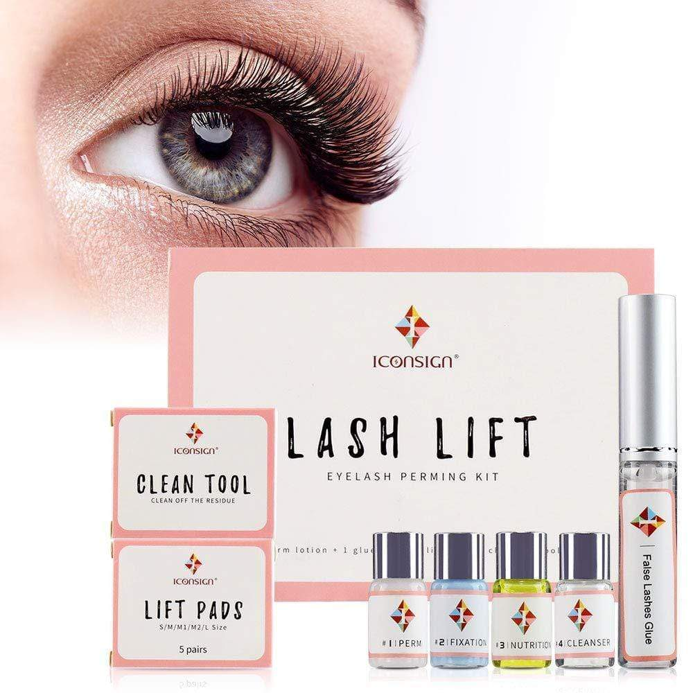 Professional Eyelash Lash Lift Kit & Perm Kit FIRST CLASS CREW United States