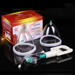 Breast & Buttocks Enhancement Pump Lifting Vacuum Cupping Suction Device