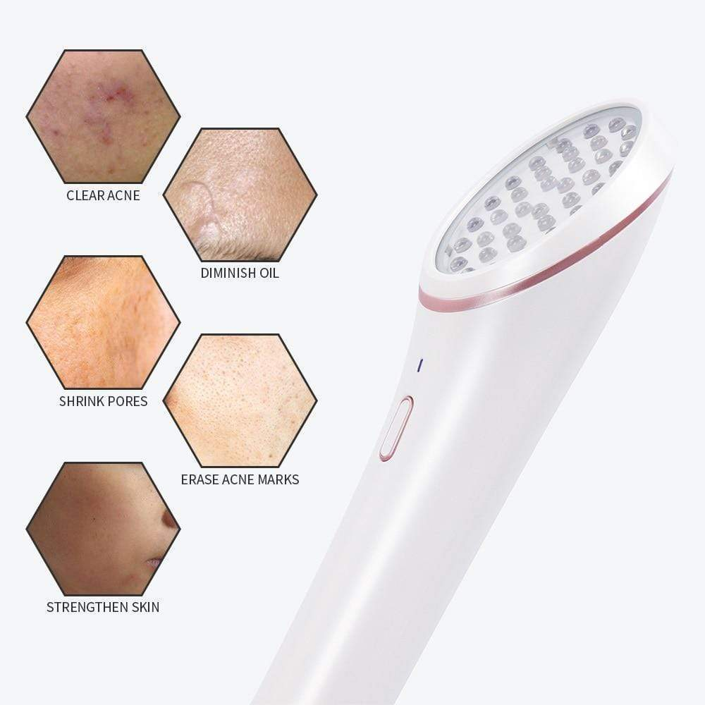 LightStim Acne Light Therapy & Treatment Kit FIRST CLASS CREW
