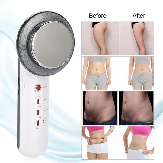 Ultrasonic Cavitation Anti-Cellulite Slimming Device