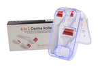 4 In 1 Derma Roller Micro-Needling Skin Care System