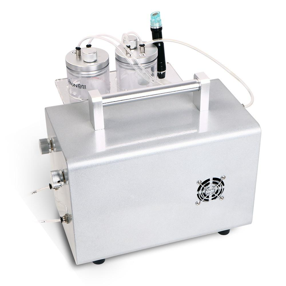 Diamond Hydro Microdermabrasion Oxygen Spray Injection Machine