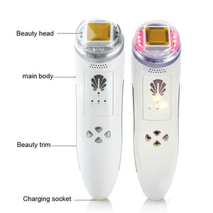 RF Face Wrinkle Removal Facial Physical Machine