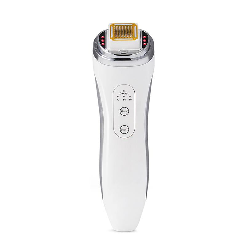 Rechargeable RF Dot Matrix Facial Skin Tightening Wrinkle Removal Beauty Machine