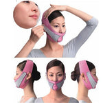 Thin Face Bandage Face Slimmer V-Line Anti Wrinkle Lifting Belt