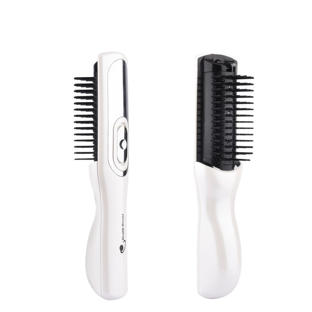 Laser Hair Loss Therapy Massage Hair Growth Care Treatment Comb
