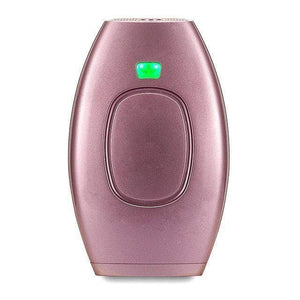 IPL Laser Permanent Hair Removal Handset Device FIRST CLASS CREW Rose Gold US Plug